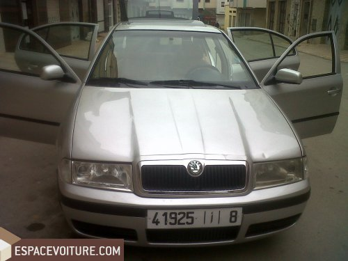 voiture occasion skoda octavia maroc gloria whatley blog. Black Bedroom Furniture Sets. Home Design Ideas
