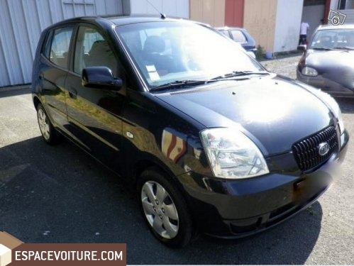 kia picanto 2007 essence voiture d 39 occasion rabat prix 67 000 dhs. Black Bedroom Furniture Sets. Home Design Ideas