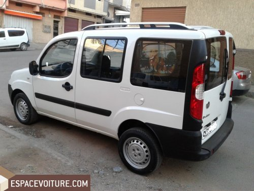 fiat doblo 2017 diesel voiture d 39 occasion casablanca prix. Black Bedroom Furniture Sets. Home Design Ideas