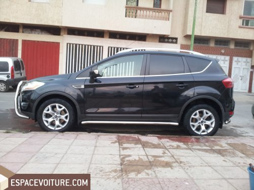 ford kuga occasion mohammedia diesel prix 200 000 dhs r f moa845. Black Bedroom Furniture Sets. Home Design Ideas