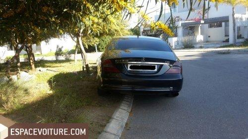 Classe cls Mercedes-benz