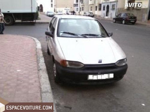 fiat palio 1999 essence voiture d 39 occasion casablanca prix 30 000 dhs. Black Bedroom Furniture Sets. Home Design Ideas