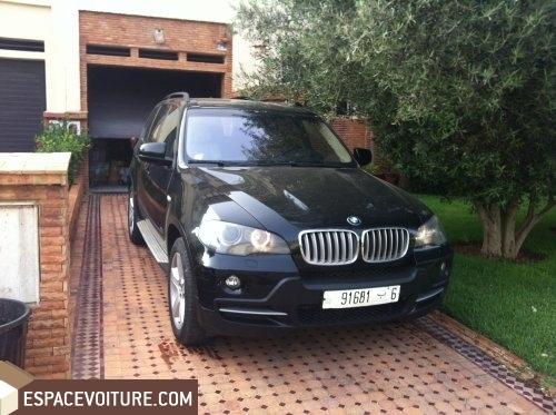 bmw x5 occasion à casablanca, diesel prix 400 000 dhs réf-caa10582