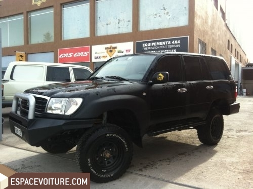 toyota land cruiser occasion marrakech diesel prix 155 000 dhs r f mah975. Black Bedroom Furniture Sets. Home Design Ideas