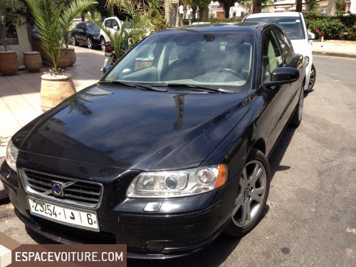 volvo s60 2009 diesel voiture d 39 occasion casablanca prix. Black Bedroom Furniture Sets. Home Design Ideas