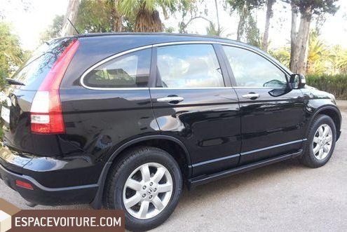 honda cr v 2007 essence voiture d 39 occasion sale prix 120 000 dhs. Black Bedroom Furniture Sets. Home Design Ideas