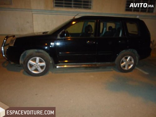 nissan x trail 2007 diesel voiture d 39 occasion fes prix 130 000 dhs. Black Bedroom Furniture Sets. Home Design Ideas