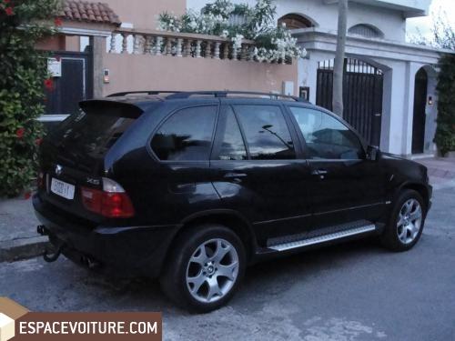 bmw x5 occasion à casablanca, essence prix 140 000 dhs réf-caa4454