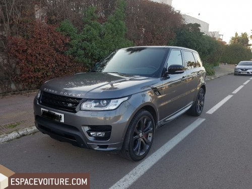 land rover range rover sport 2014 diesel voiture d 39 occasion casablanca prix 690 000 dhs. Black Bedroom Furniture Sets. Home Design Ideas