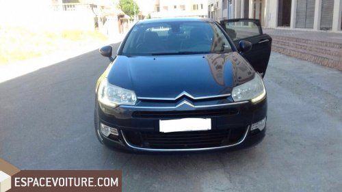 citroen c5 2011 diesel voiture d 39 occasion tanger prix 143 000 dhs. Black Bedroom Furniture Sets. Home Design Ideas