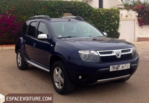 dacia duster occasion agadir diesel prix 130 000 dhs r f agr1729. Black Bedroom Furniture Sets. Home Design Ideas