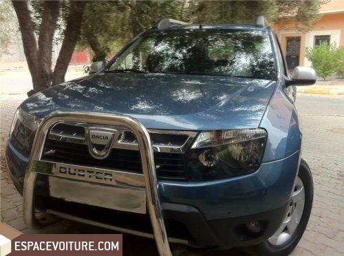dacia duster occasion marrakech diesel prix 165 000 dhs r f mah1860. Black Bedroom Furniture Sets. Home Design Ideas