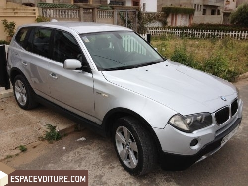 bmw x3 occasion dar bouazza diesel prix 250 000 dhs r f daa016. Black Bedroom Furniture Sets. Home Design Ideas