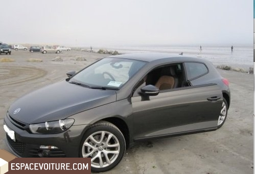 volkswagen scirocco occasion casablanca essence prix 280 000 dhs r f caa11244. Black Bedroom Furniture Sets. Home Design Ideas