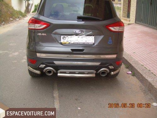 Ford Kuga 2015 diesel voiture d'occasion à casablanca ...