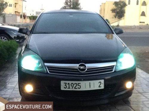 Opel Astra prix au maroc