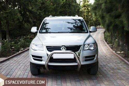 volkswagen touareg 2009 diesel voiture d 39 occasion marrakech prix 265 000 dhs. Black Bedroom Furniture Sets. Home Design Ideas