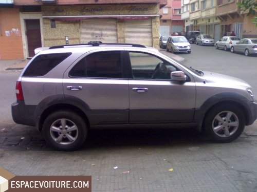 kia sorento 2007 diesel voiture d 39 occasion casablanca prix. Black Bedroom Furniture Sets. Home Design Ideas