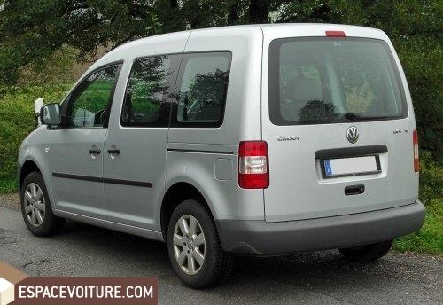 Volkswagen caddy occasion allemagne