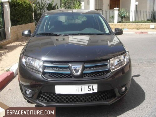 dacia sandero occasion casablanca diesel prix 112 000. Black Bedroom Furniture Sets. Home Design Ideas