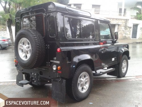 land rover defender 2012 diesel voiture d 39 occasion tanger prix 309 000 dhs. Black Bedroom Furniture Sets. Home Design Ideas
