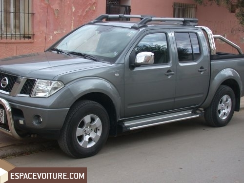 nissan navara occasion berkane diesel prix 310 000 dhs r f bee072. Black Bedroom Furniture Sets. Home Design Ideas