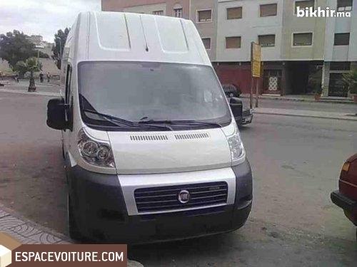 fiat ducato occasion casablanca diesel prix 200 000 dhs r f caa9825. Black Bedroom Furniture Sets. Home Design Ideas