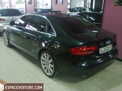 audi a4 occasion tanger diesel prix 280 000 dhs r f tar1737. Black Bedroom Furniture Sets. Home Design Ideas