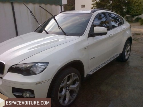 bmw x6 2010 essence voiture d 39 occasion rabat prix 370 000 dhs. Black Bedroom Furniture Sets. Home Design Ideas