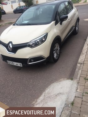 Captur Renault