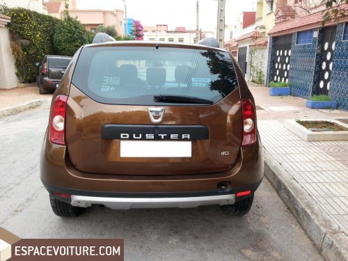 dacia duster occasion mohammedia diesel prix 132 000 dhs r f moa1065. Black Bedroom Furniture Sets. Home Design Ideas