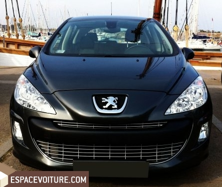 peugeot 308 occasion autres villes diesel prix 130 000 dhs r f aus071. Black Bedroom Furniture Sets. Home Design Ideas