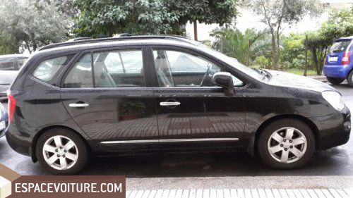 kia carens 2007 diesel voiture d 39 occasion casablanca prix 115 000 dhs. Black Bedroom Furniture Sets. Home Design Ideas