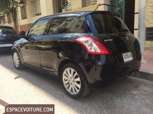 suzuki swift 2013 essence voiture d 39 occasion casablanca prix 97 000 dhs. Black Bedroom Furniture Sets. Home Design Ideas