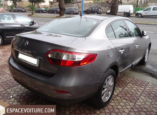 renault fluence occasion casablanca diesel prix 130 000 dhs r f caa18971. Black Bedroom Furniture Sets. Home Design Ideas
