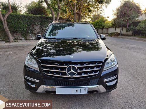 Classe m Mercedes-benz