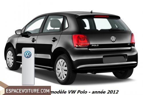 volkswagen polo 2012 essence voiture d 39 occasion sale prix. Black Bedroom Furniture Sets. Home Design Ideas