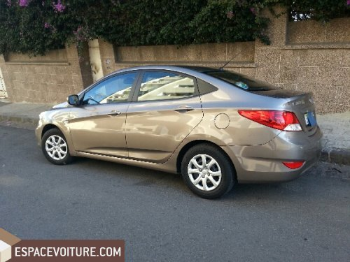 Modele Cuisine Gris Anthracite : Hyundai Accent 2013 diesel voiture doccasion casablanca prix 142 000