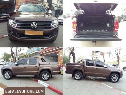 volkswagen amarok occasion tanger diesel prix 245 000 dhs r f tar3090. Black Bedroom Furniture Sets. Home Design Ideas