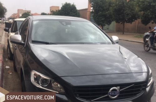 volvo s60 occasion marrakech diesel prix 350 000 dhs. Black Bedroom Furniture Sets. Home Design Ideas