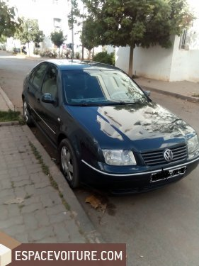 volkswagen bora 2003 diesel voiture d 39 occasion casablanca prix 65 000 dhs. Black Bedroom Furniture Sets. Home Design Ideas
