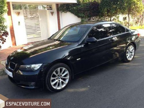 bmw 320 2007 diesel voiture d 39 occasion rabat prix 270 000 dhs. Black Bedroom Furniture Sets. Home Design Ideas