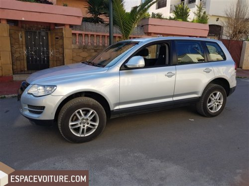 volkswagen touareg occasion rabat diesel prix 132 000 dhs r f rat9708. Black Bedroom Furniture Sets. Home Design Ideas