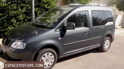 volkswagen caddy 2010 diesel voiture d 39 occasion fes prix 170 000 dhs. Black Bedroom Furniture Sets. Home Design Ideas