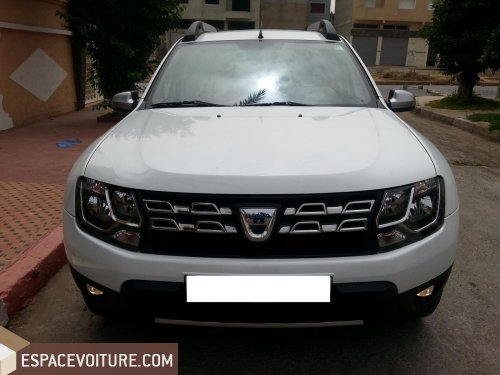 dacia duster occasion mohammedia diesel prix 155 000 dhs r f moa1131. Black Bedroom Furniture Sets. Home Design Ideas