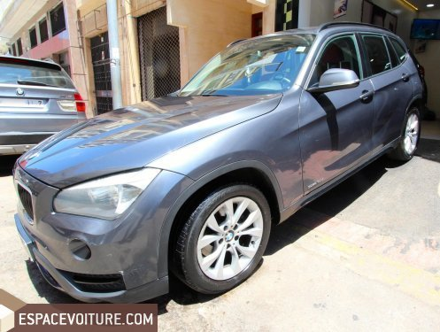 bmw x1 2013 diesel voiture d 39 occasion casablanca prix 235 000 dhs. Black Bedroom Furniture Sets. Home Design Ideas