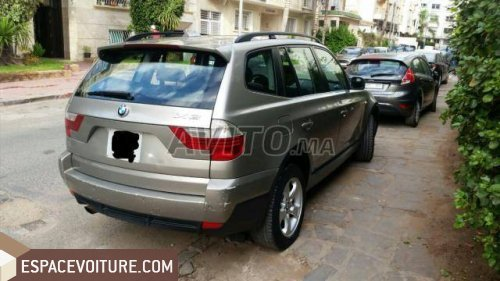bmw x3 occasion casablanca essence prix 83 000 dhs r f caa23601. Black Bedroom Furniture Sets. Home Design Ideas