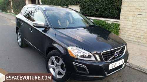 volvo xc60 occasion casablanca diesel prix 189 000 dhs r f caa23728. Black Bedroom Furniture Sets. Home Design Ideas