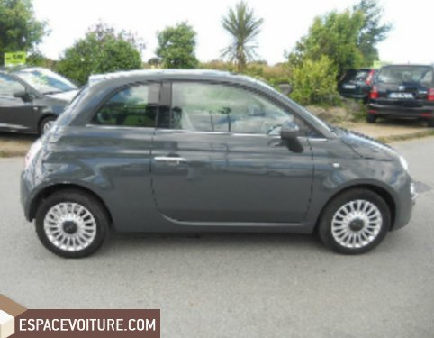 fiat 500 2008 diesel voiture d 39 occasion casablanca prix 105 000 dhs. Black Bedroom Furniture Sets. Home Design Ideas