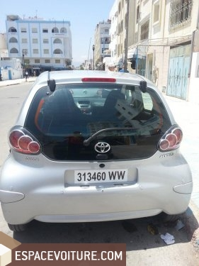 Aygo Toyota